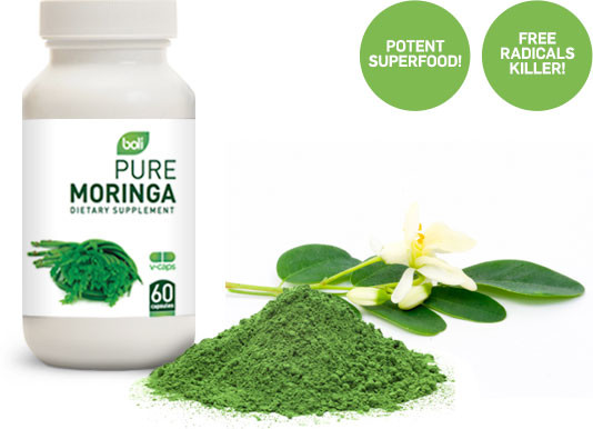 moringa wholesale private label