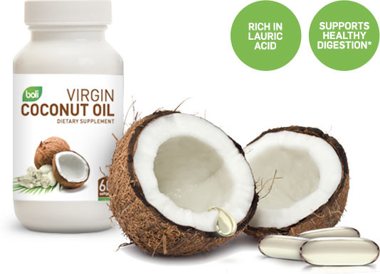 coconut oil wholesale & private label
