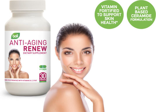 anti-aging phytoceramides Wholesale and Private Label