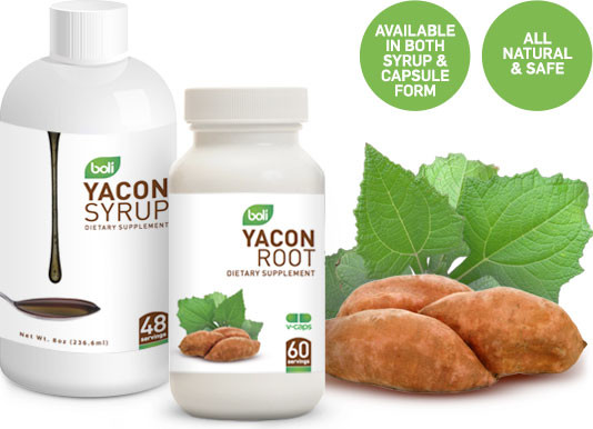 Wholesale Private Label Yacon Syrup