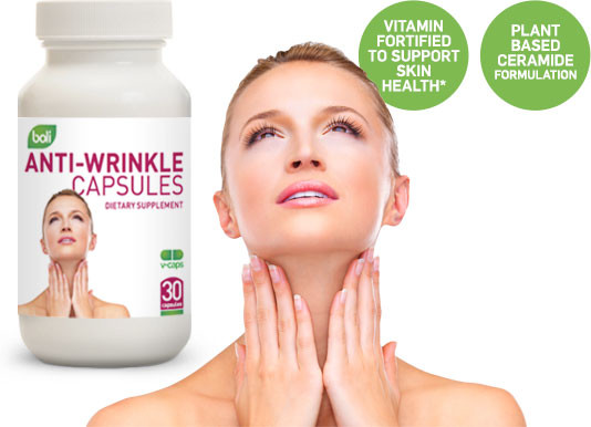 anti-wrinkle capsules wholesale and private label