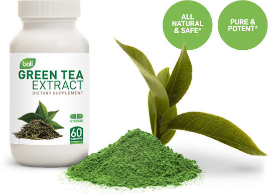 green tea extract wholesale and private label