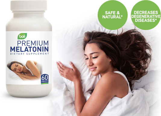 melatonin wholesale and private label