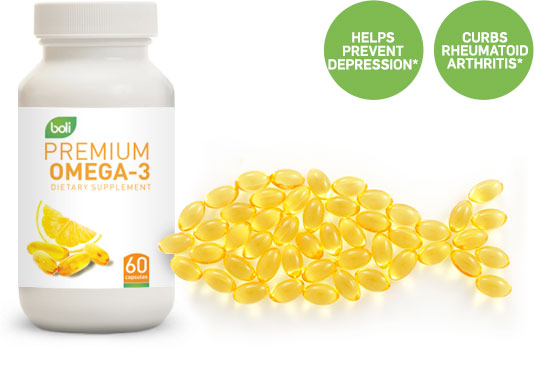 omega 3 wholesale and private label