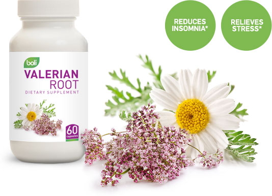 valerian root wholesale and private label