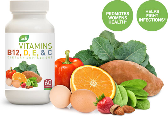 vitamin b12 wholesale and private label