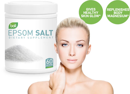 epsom salt wholesale and private label