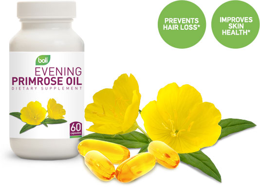 evening primrose oil wholesale and private label