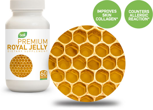 royal jelly wholesale and private label