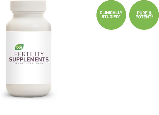 Private Label Fertility Supplements