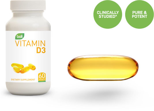 Vitamin D3 Supplement