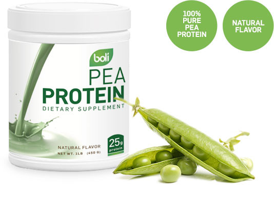 pea protein wholesale and private label