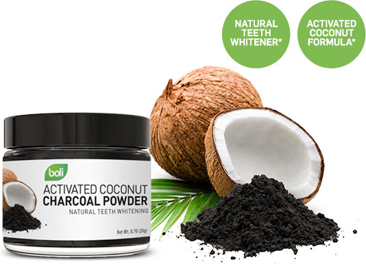activated coconut charcoal powder wholesale private label