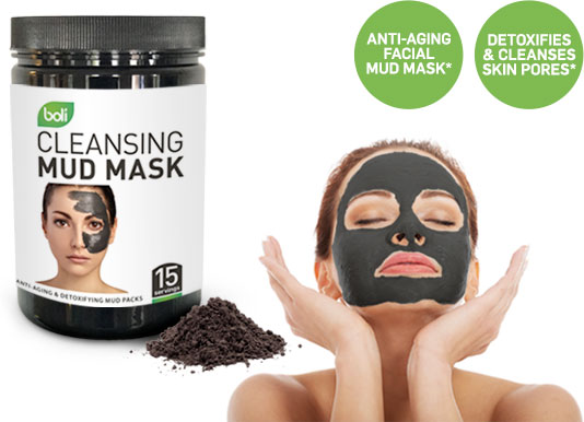 mud masks wholesale & private label